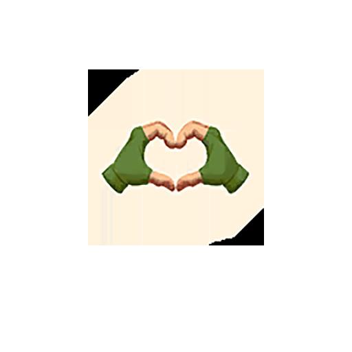 images - fortnite heart emoji