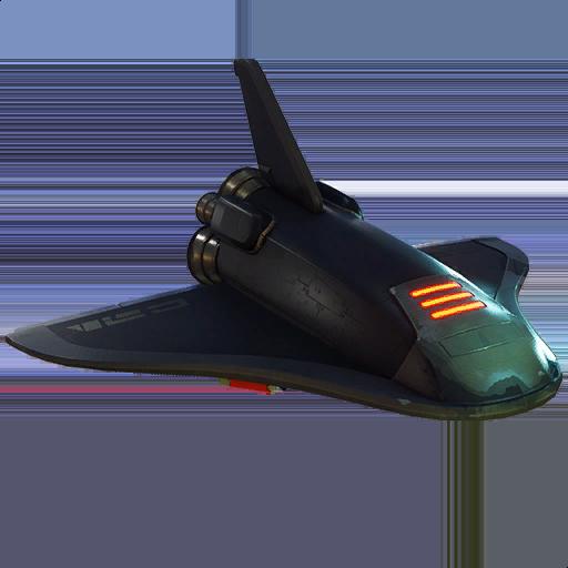 Deep Space Lander Glider   fnbr.co — Fortnite Cosmetics