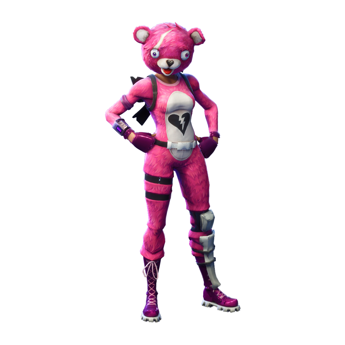 Bear Wall Stickers Fnbr Co Fortnite Cosmetics