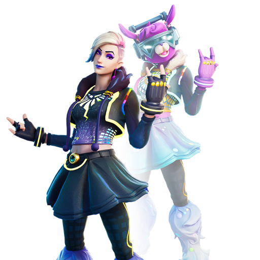 Twin Turntables Fnbr Co Fortnite Cosmetics